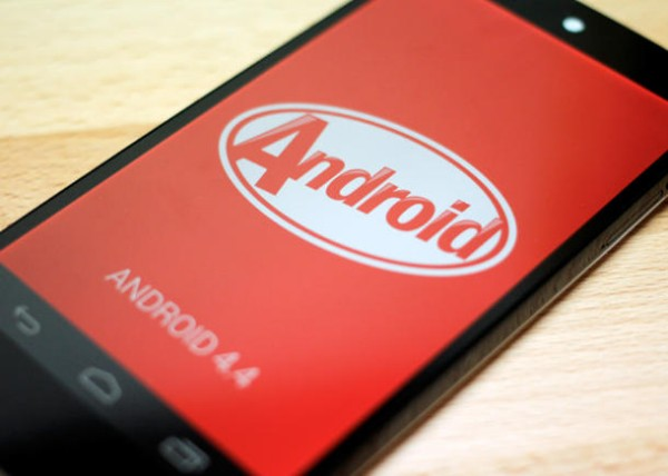 Google cập nhật Android KitKat cho một số tablet Nexus