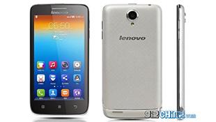 Lenovo giới thiệu S650: 2 SIM, CPU lõi tứ, màn hình 4.7 inch