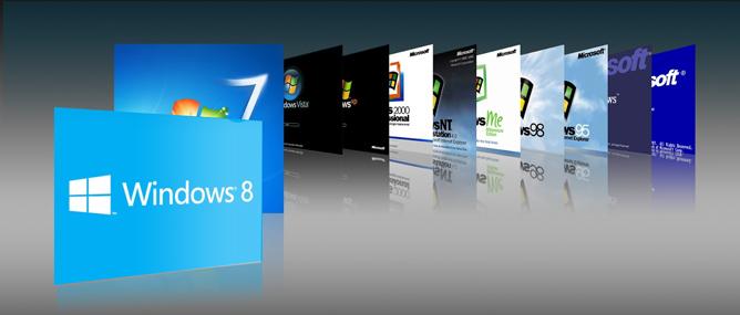 Lược sử 30 năm của hệ điều hành Windows