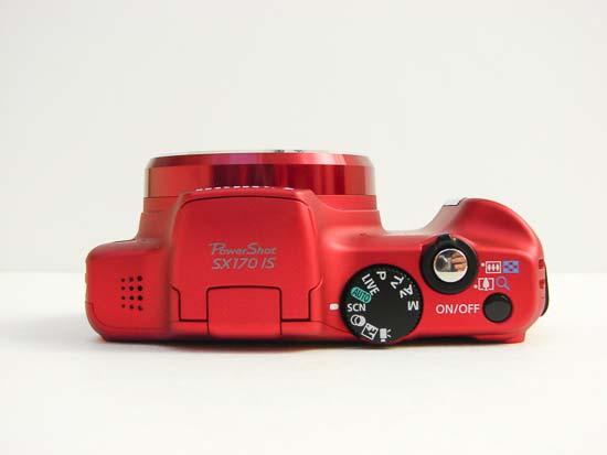 Đánh giá nhanh máy ảnh Canon PowerShot SX170 IS
