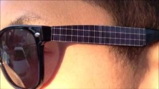 Sạc iPhone bằng kính râm: Gọn nhẹ và tiện lợi