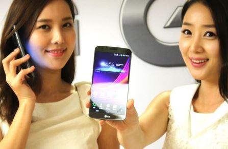 Trên tay LG G Flex với giao diện hoàn toàn mới