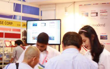 Cập nhật hình ảnh từ triển lãm Vietnam Telecomp 2013