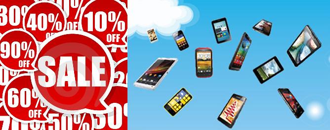 7 smartphone siêu mất giá trong năm 2013