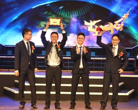 Phần mềm quảng cáo trên nền di động đoạt giải nhất Nhân tài Đất Việt