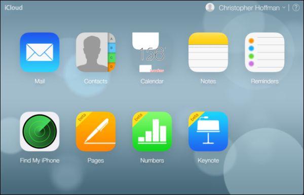 Quản lý toàn diện iCloud từ máy tính