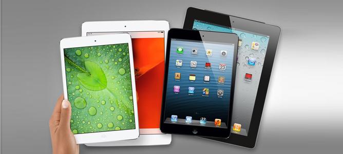 Những tablet tốt nhất năm 2013