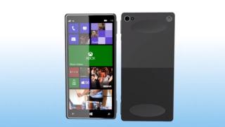 "Lộ concept ""cực ngầu"" của smartphone Xbox One"