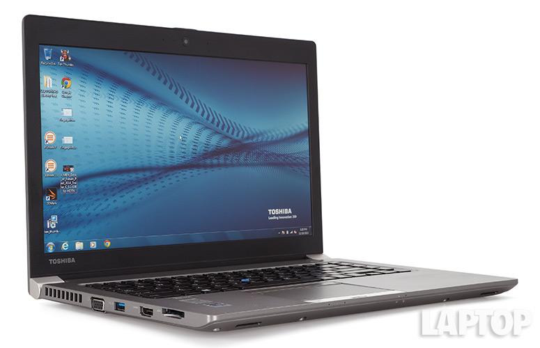Đánh giá nhanh laptop Toshiba Tecra Z40