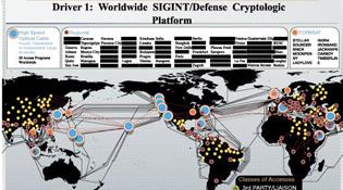 NSA đã cấy mã độc máy tính trên toàn thế giới