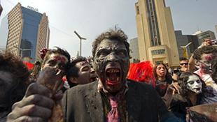 7000 xác sống tràn xuống đường phố Mexico City