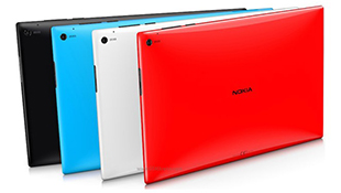Tablet Nokia Lumia 2020 sẽ trình làng vào quý I/2014