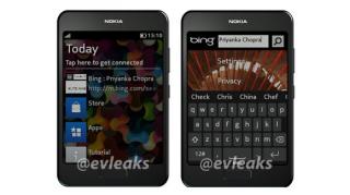 Rò rỉ Nokia Normandy cùng điện thoại Asha bí ẩn