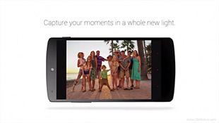Nexus 5 phô diễn khả năng chụp ảnh 360 độ
