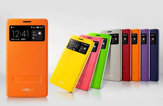 Lenovo Vibe Z sẽ ra mắt ngày 28/11 tới, giá trên 10 triệu đồng