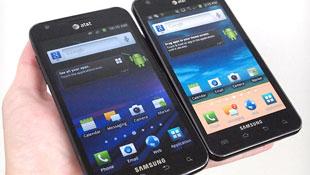 """Galaxy S II, Galaxy Note sẽ """"lên đời"""" Android 4.0 vào quý I/2012"""