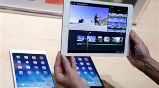Tablet Android sẽ vượt qua iPad trong 2014