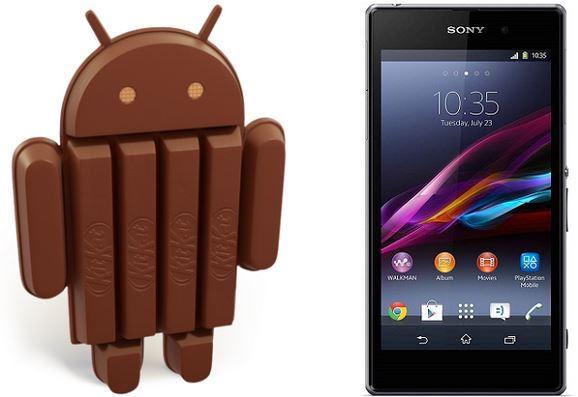 Đã có Android 4.4 KitKat tùy biến cho một loạt dòng Sony Xperia