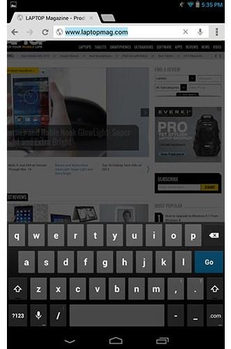 Đánh giá tablet Dell Venue 8
