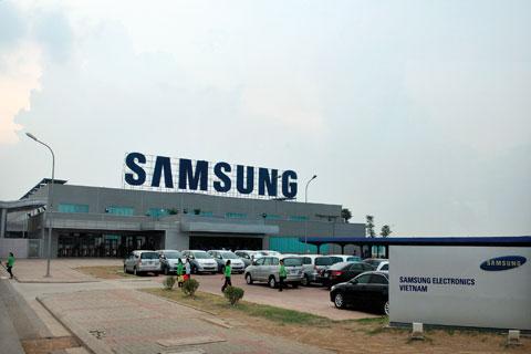 Samsung đóng thuế bao nhiêu sau khi xuất khẩu 23 tỷ USD?