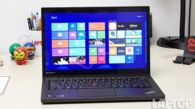 Đánh giá laptop Lenovo ThinkPad T440s