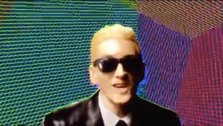 Eminem ra MV như phim khoa học viễn tưởng