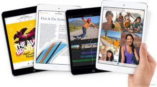 Màn hình Retina của iPad mini bị đánh bại vì... đã lỗi thời