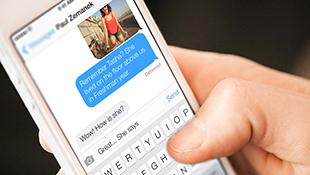 Cách gửi tin nhắn SMS và iMessage qua iPhone từ máy tính