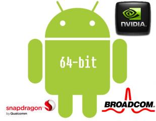 Qualcomm, Nvidia, Broadcom chạy đua sản xuất chip 64-bit