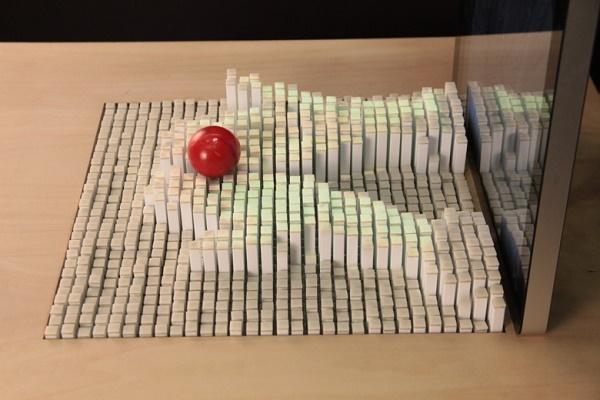 """Ngỡ ngàng với màn hình """"nổi 3D"""" thực thụ của Đại học MIT"""