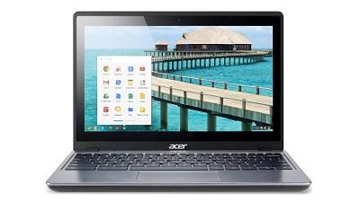 Acer ra Chromebook cảm ứng giá 6,3 triệu đồng