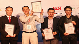 Bkav nhận giải thưởng Phần mềm diệt virus tốt nhất