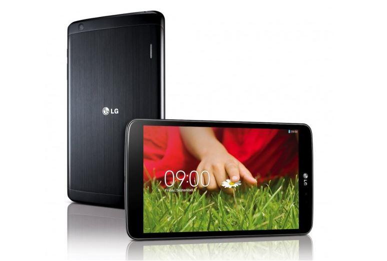 Rò rỉ tablet LG V510 với màn hình 8 inch, RAM 2GB, Pin 4600 mAh