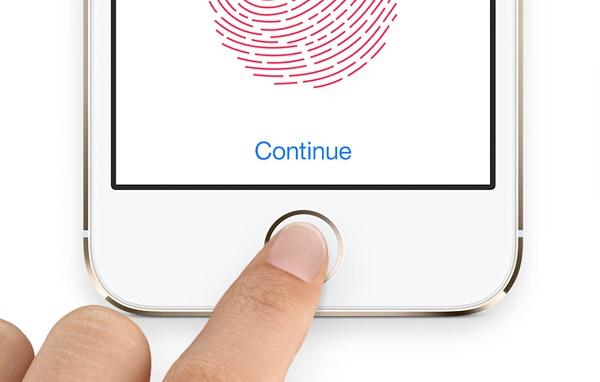 Sự cố Touch ID ngày càng nhiều