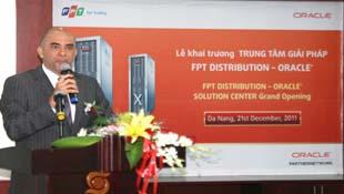 Ra mắt Trung tâm Giải pháp máy chủ Oracle Exadata đầu tiên tại Việt Nam