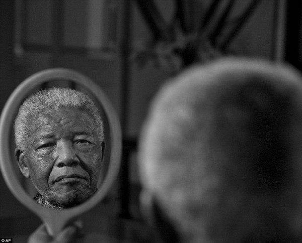 40 bức ảnh quý về cựu tổng thống Nelson Mandela