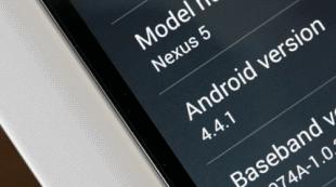 Google cập nhật Android 4.4.1, cải thiện chụp ảnh cho Nexus 5