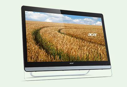 Acer ra mắt màn hình cảm ứng đa điểm UT220HQL dành cho PC