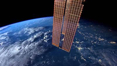 Không gian qua lăng kính của phi hành gia