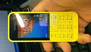 Rò rỉ Nokia R, điện thoại phổ thông chạy hệ điều hành Nokia OS