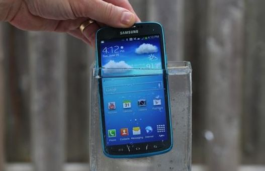 Samsung ra mắt Galaxy S4 Active dùng CPU Snapdragon 800
