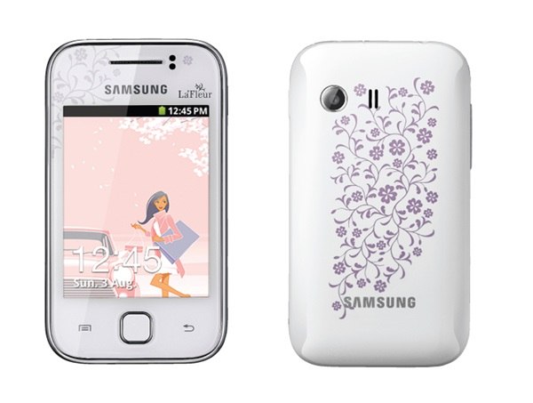 Samsung tung nhiều phiên bản smartphone La Fleur vào năm sau