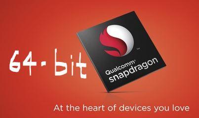 Qualcomm công bố vi xử lý 64-bit Snapdragon 410, hỗ trợ LTE