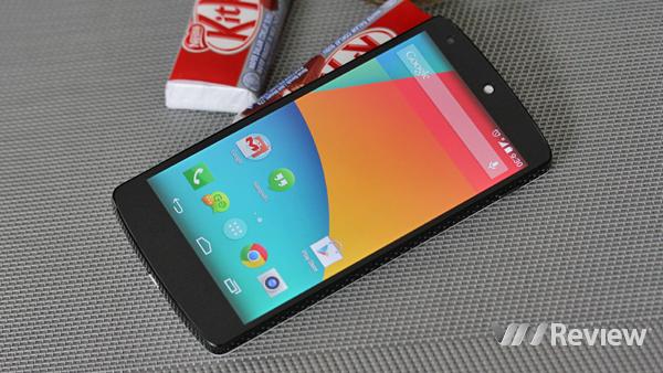 Đánh giá chi tiết LG Nexus 5