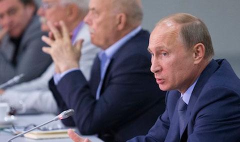 Tại sao Putin giải tán hãng tin RIA Novosti?