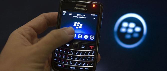 BlackBerry hết thời vàng son