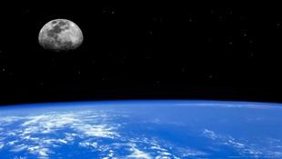Chiêm ngưỡng chu trình Mặt Trăng xoay quay quanh Trái Đất