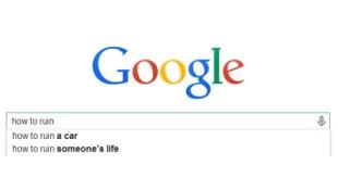 Tan hoang sự nghiệp vì tính năng tự động hoàn tất của Google