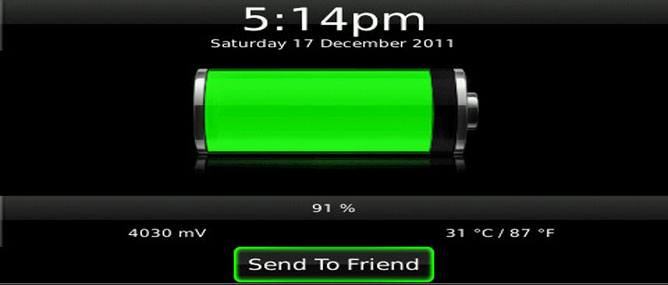Pin BlackBerry Curve 9360 bị kêu ca quá kém