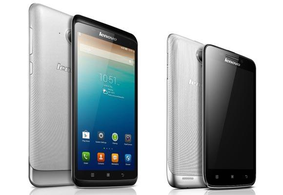 Lenovo công bố smartphone S930 và S650